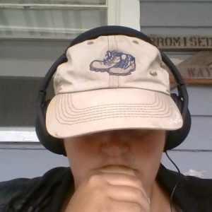 Me with hat
