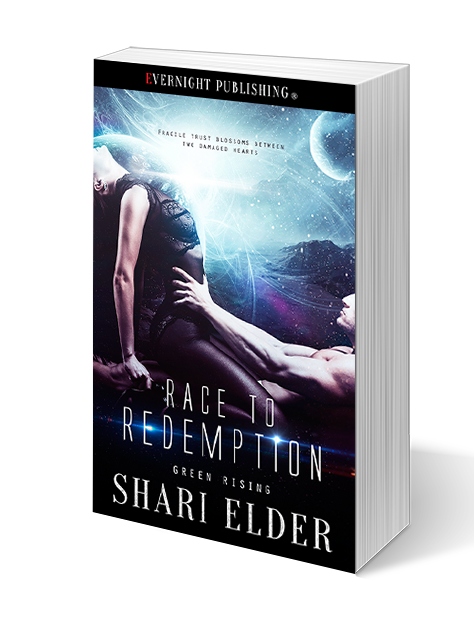 """Shari Elder: Interview and Excerpt from """"Race to Redemption"""""""