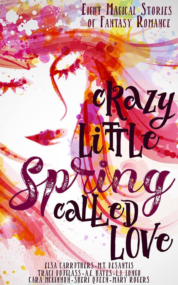 It's Here! Crazy Little Spring Called Love is Available!