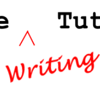 The Writing Tutor