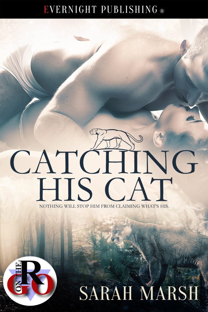 Catching His Cat