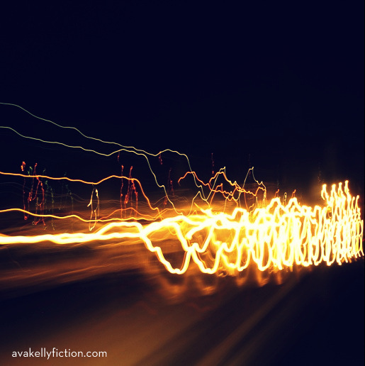 Light Painting by Ava Kelly
